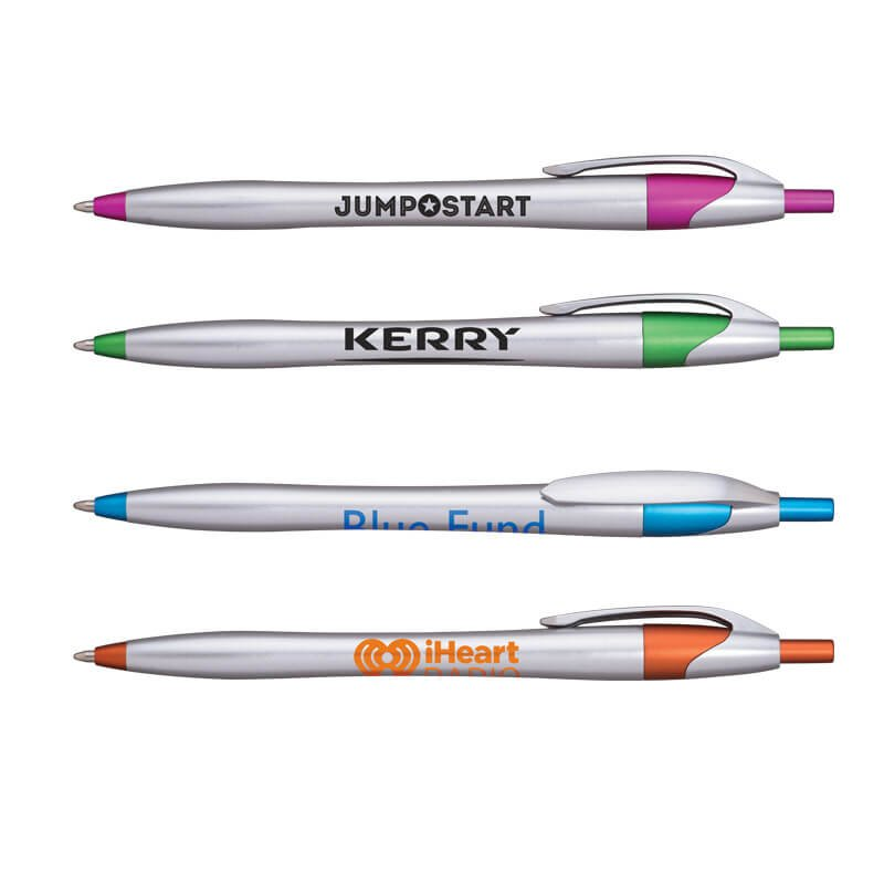 Main Product Image for Super Smooth Javalina Chrome Bright Pen